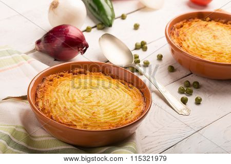 Shepherd's Pie With Potato