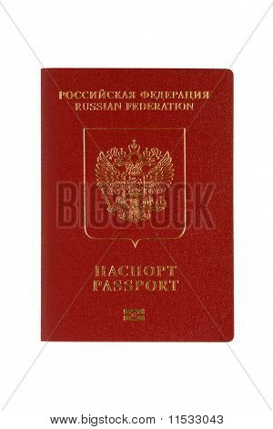New Biometric Russian Passport
