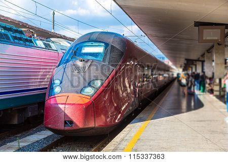 Florence Train Station Santa Maria Novella
