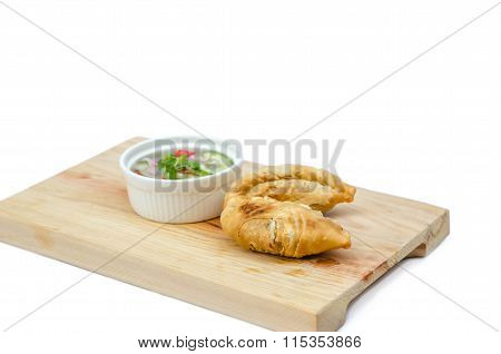 Curry Puff Pastry