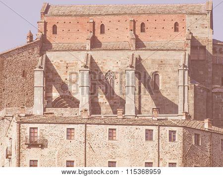 Sacra Di San Michele Abbey Vintage