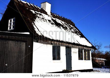 bondegård, Danmark