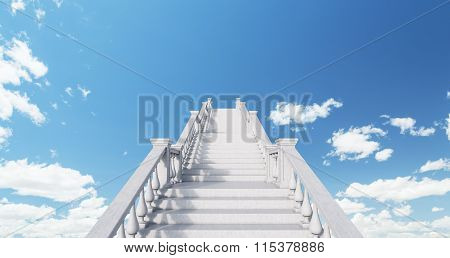 Stairway To The Bright Future
