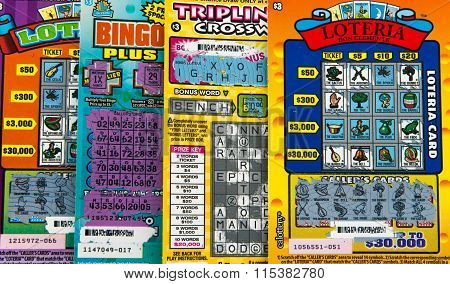 California Lottery Game