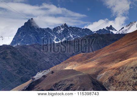 Tiger Hill, Tiger Point, Kargil, Ladakh, India