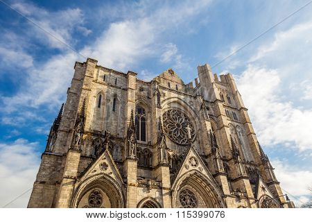 Cathedral Of St. John The Divine