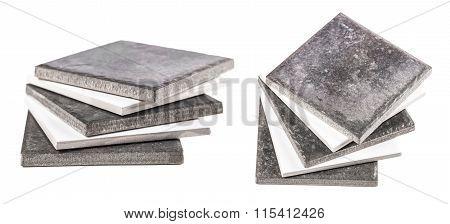 Ceramic Tile Closeup