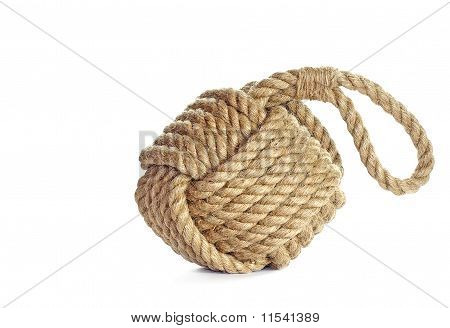 Rope Weight Knot