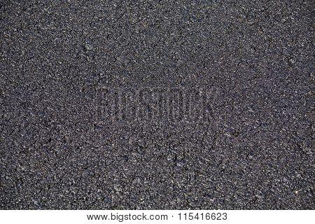 Asphalt Pavement On The Road