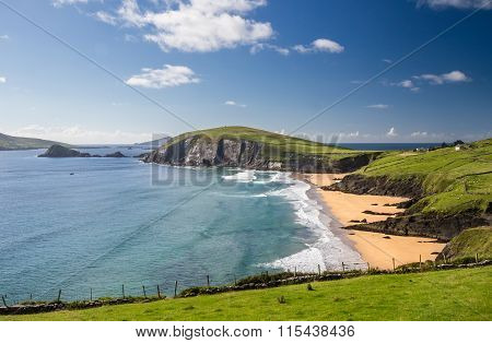 Dingle Peninsula Coast Panorama