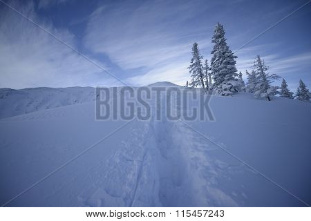 Snow Trail Mountain