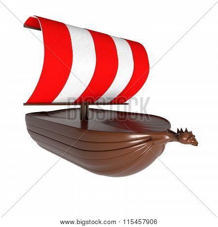 Drakkar, Viking Ship