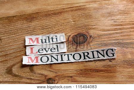 Mlm- Multi Level Monitoring