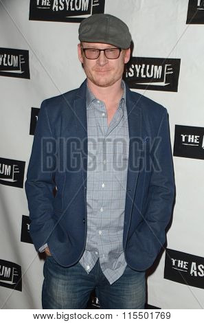 LOS ANGELES - JAN 18:  Zack Ward at the Little Dead Rotting Hood Premiere at the Laemmle NoHo 7 on January 18, 2016 in North Hollywood, CA
