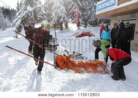 Mountain Rescue Service