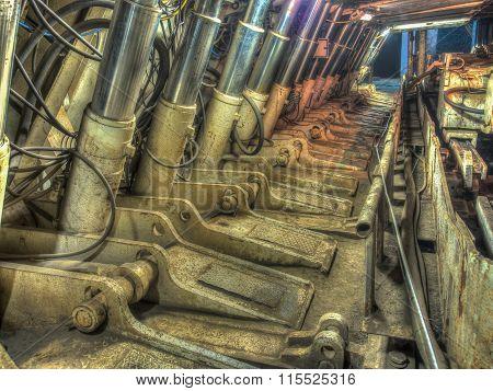 Hydraulic Suppor