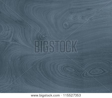 Wood Texture Blue Veneer Abstract Natural Grain Pattern For Background Image