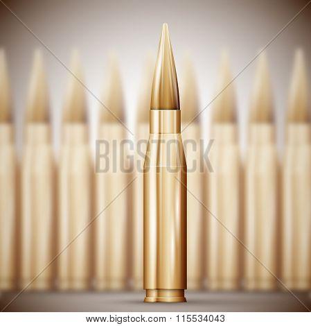 Bullet icons set