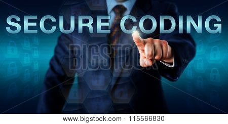 Security Professional Touching Secure Coding