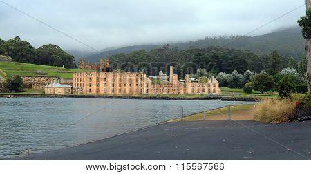 Port Arthur Tasmania former prison
