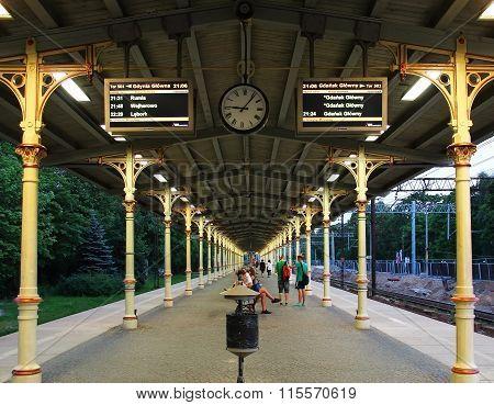 Sopot Railway Station