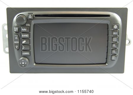 Factory Navigation Radio