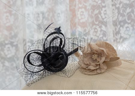 Two Stylish Hats
