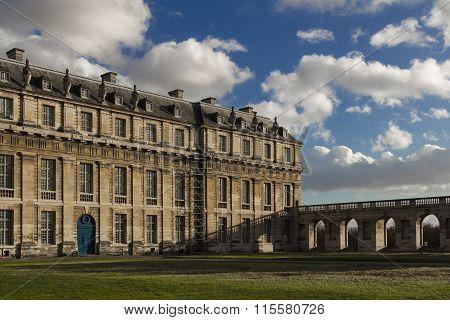 The Vincennes Castle , Near Paris, France.