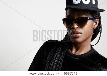 Black Woman Swag Style