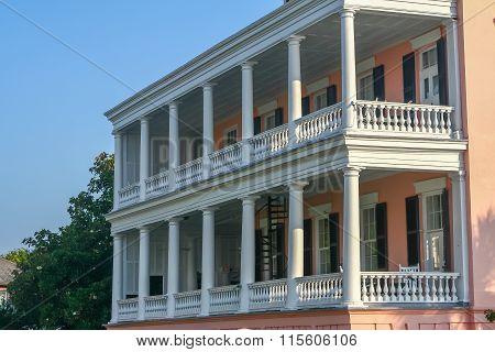 Charleston, South Carolina Home - Beautiful Porches