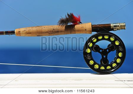 Saltwater Fly Fishing Tackle