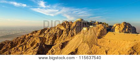 Hotels On Top Of Jabel Hafeet Mountain In Uae