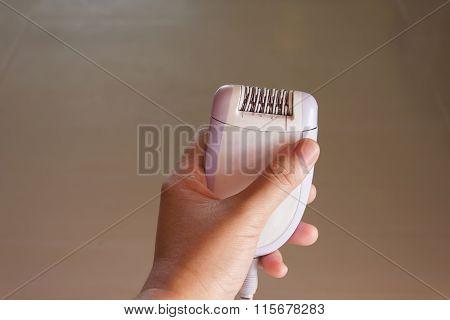 Hair Removal, Hand Catch Hair Shaving Tool