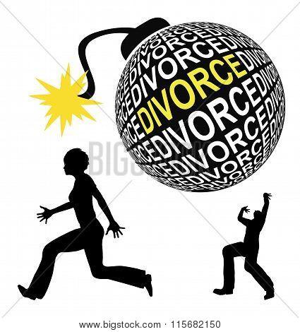 Sudden Divorce Syndrome