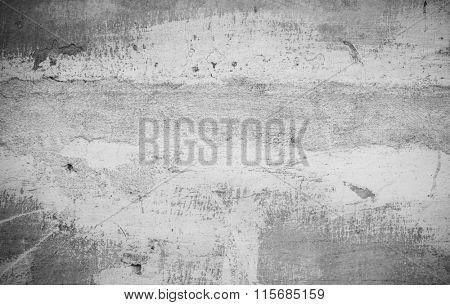 Grey urban wall