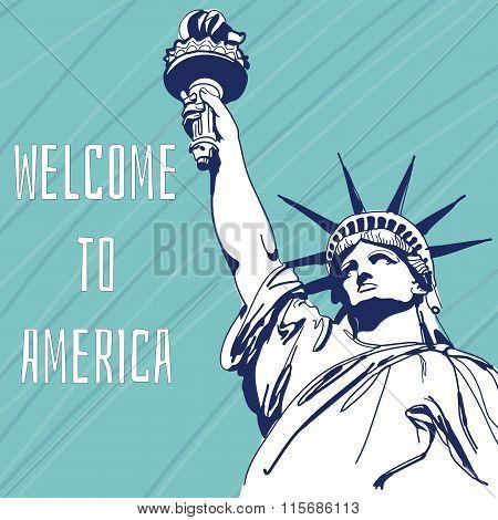 World Famous Landmark Of America