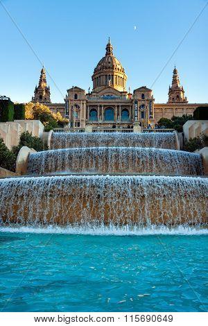 Barcelona Art Museum MNAC