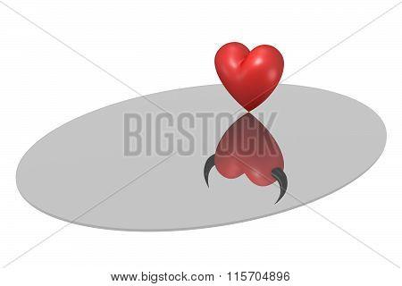 3D Conceptual Hearts
