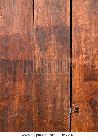 Rustic Wooded Abstract Background
