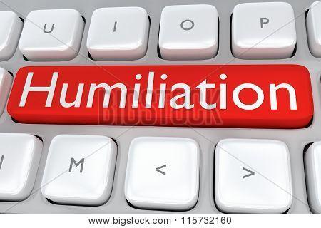 Humiliation Concept