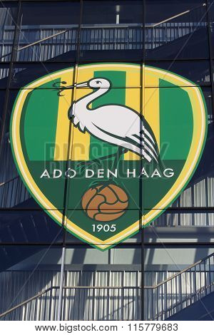 Ado Den Haag Is A Dutch Football Club