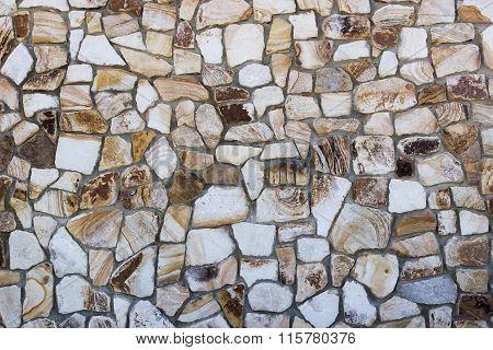 Texture Of Stone. Volgograd, Russia