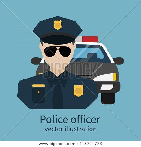 Police Officer Avatar.