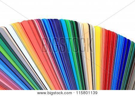 Color Pallette Texture