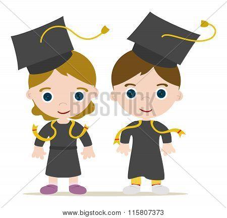 Graduated Kids