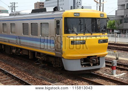Nippon Sharyo Train