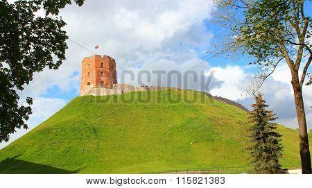 Tower On Castle Hill, Vilnius