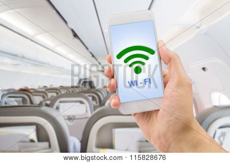 Using The Wifi At My Flight