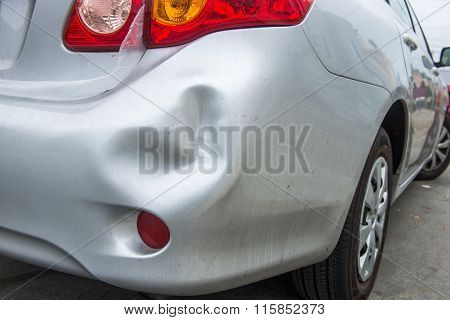 Car Damaged