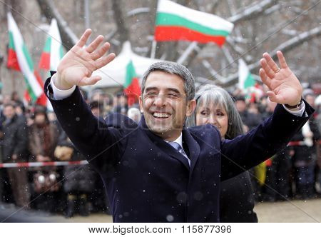 Bulgaria President Election Plevneliev